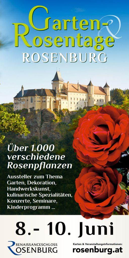 Renaissanceschloss Rosenburg 3573 Rosenburg 1