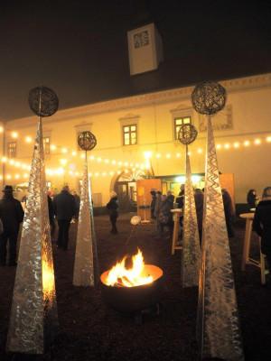 Adventmarkt im Schloss Schiltern
